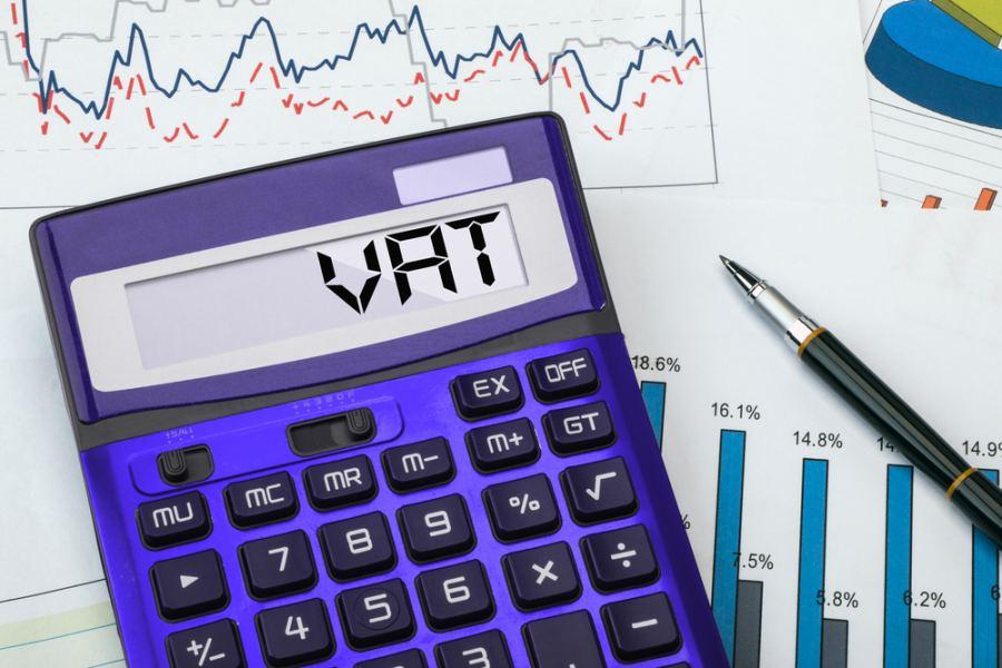 طريقة حساب ضريبة القيمة المضافة