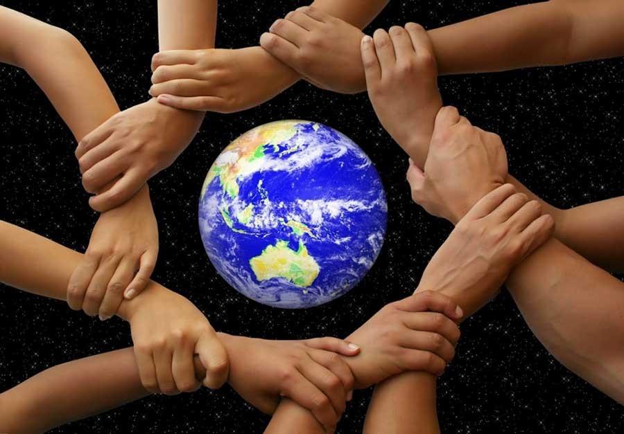 كافة دول العالم من حيث العلم والخارطة واللفظ