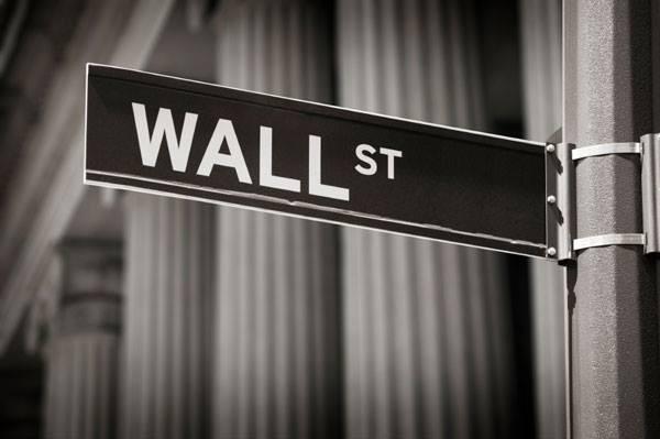 حي المال والبورصة في نيويورك