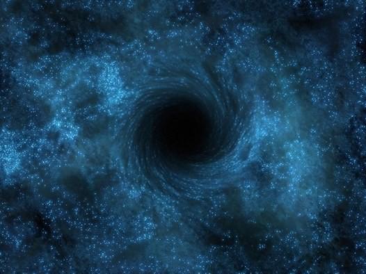 الثقب الأسود في لينوكس