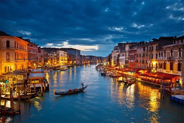 مدينة البندقية - ايطاليا