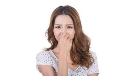 حل مشكلة رائحة المكيف الكريهة