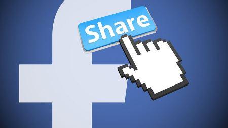 تصحيح معلومات الروابط في الفيس بوك