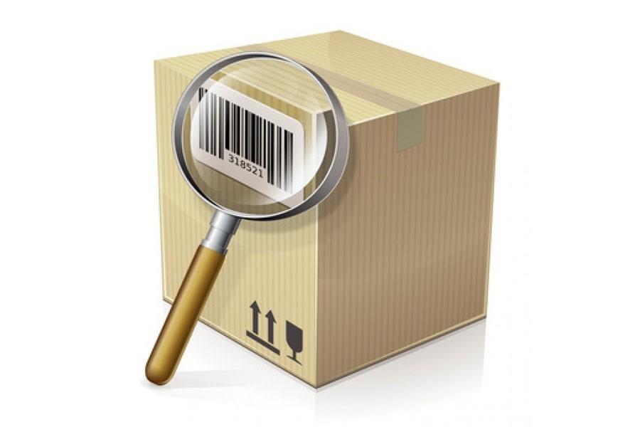 تتبع الطرود البريدية
