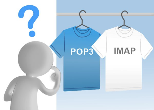 الفرق بين IMAP و POP3